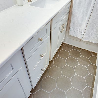 Bathroom Vanities Restoration