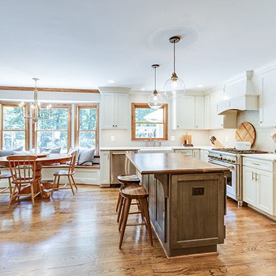 Energy Efficient Kitchen Remodel