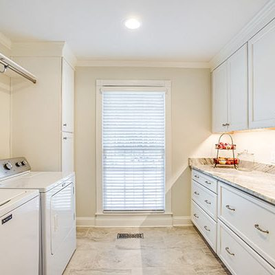 Laundry & Pantry Remodeling