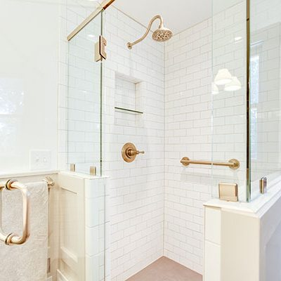 Small Shower Bath Remodel